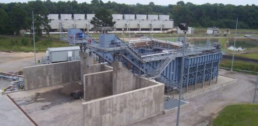 United Conveyor continuous dewatering and recirculation system