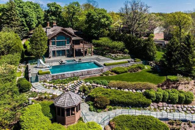 Geneva Lake home purchased by Scott and Joyce Forsythe