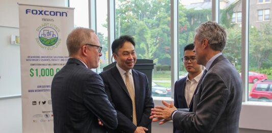 Foxconn smart cities