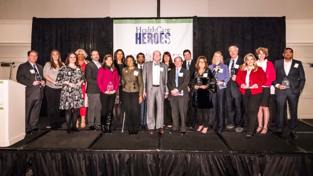 The 2018 Health Care Heroes Awards winners