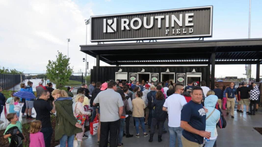 routine field