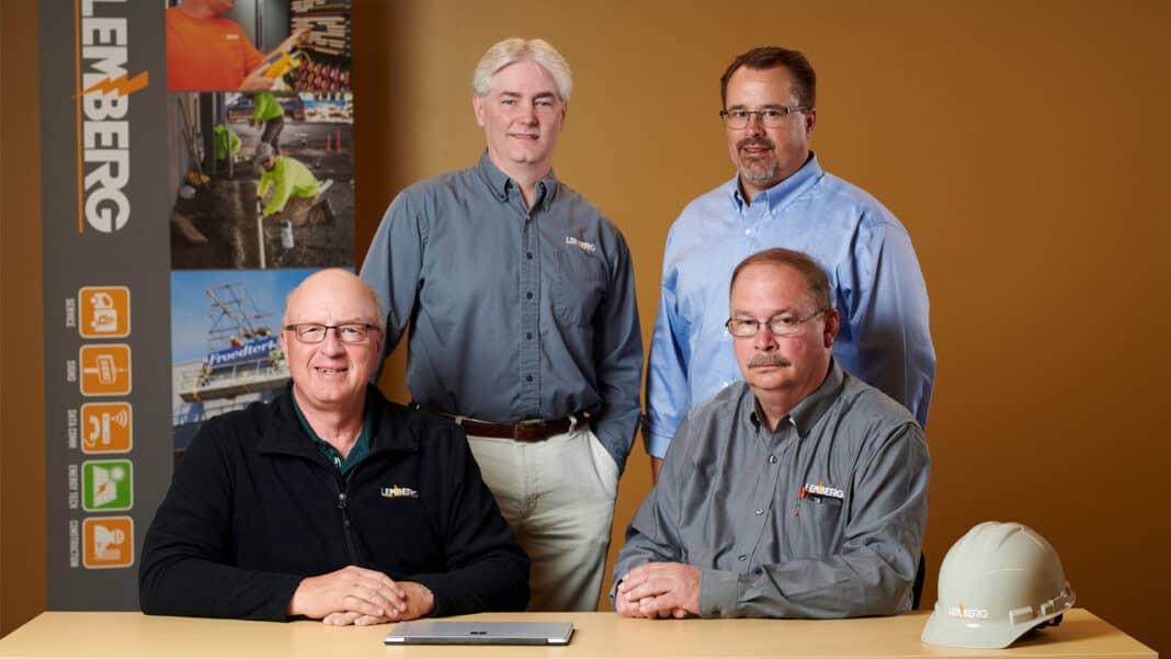 Lemberg leadership team