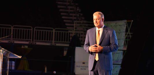Tim Sheehy, MMAC president