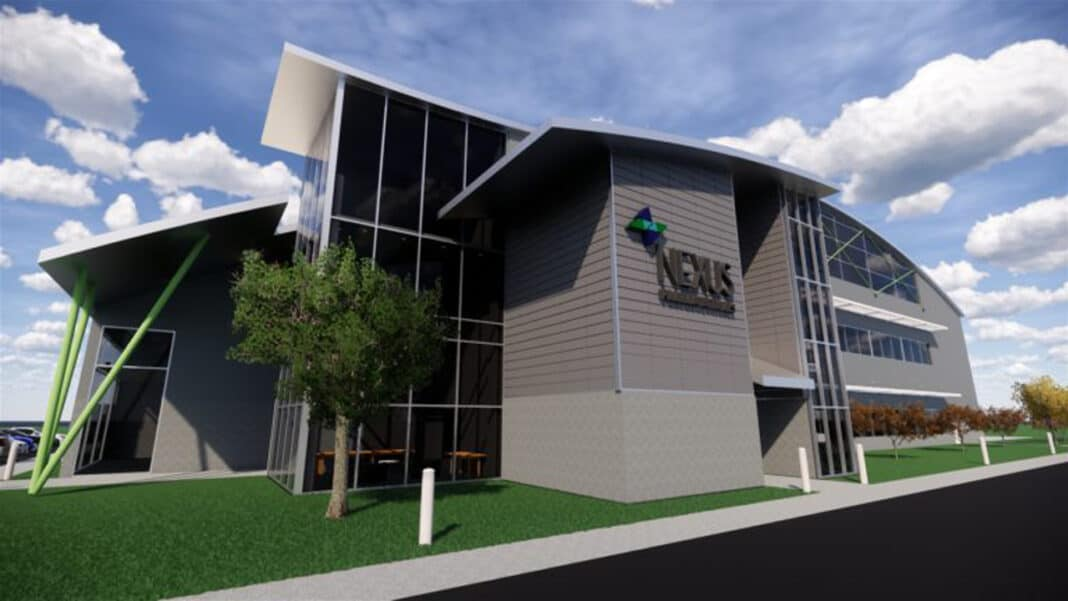 Nexus Pharmaceuticals facility in Pleasant Prairie