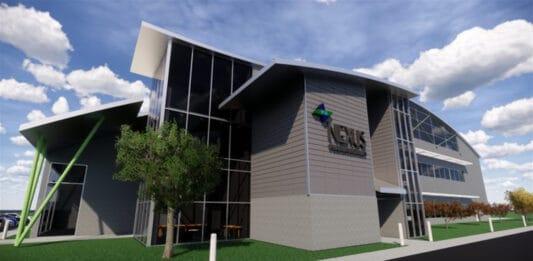 Nexus Pharmaceuticals facility in Pleasant Prairie