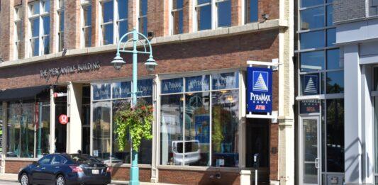 PyraMax Bank Third Ward branch