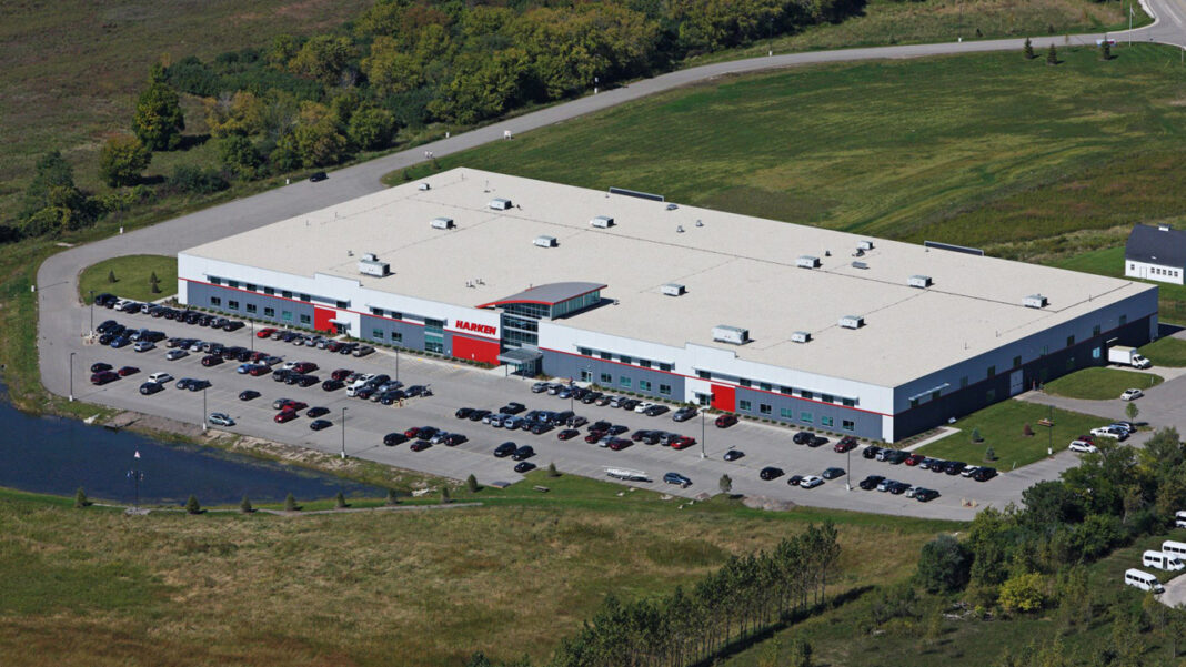 Harken Inc. sold its Pewaukee headquarters for $15 million in a sale-leaseback transaction.