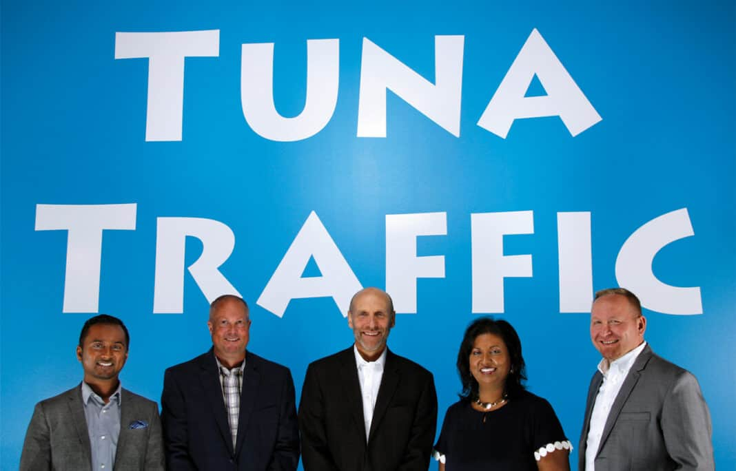 The Tuna traffic Management Team