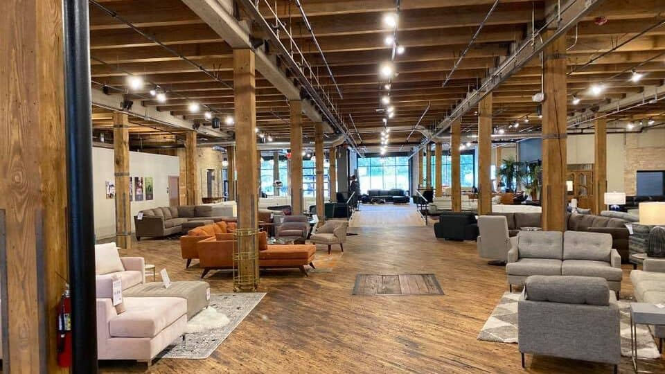 Bbc Lighting To Expand Showroom Into Bachman Furniture S New