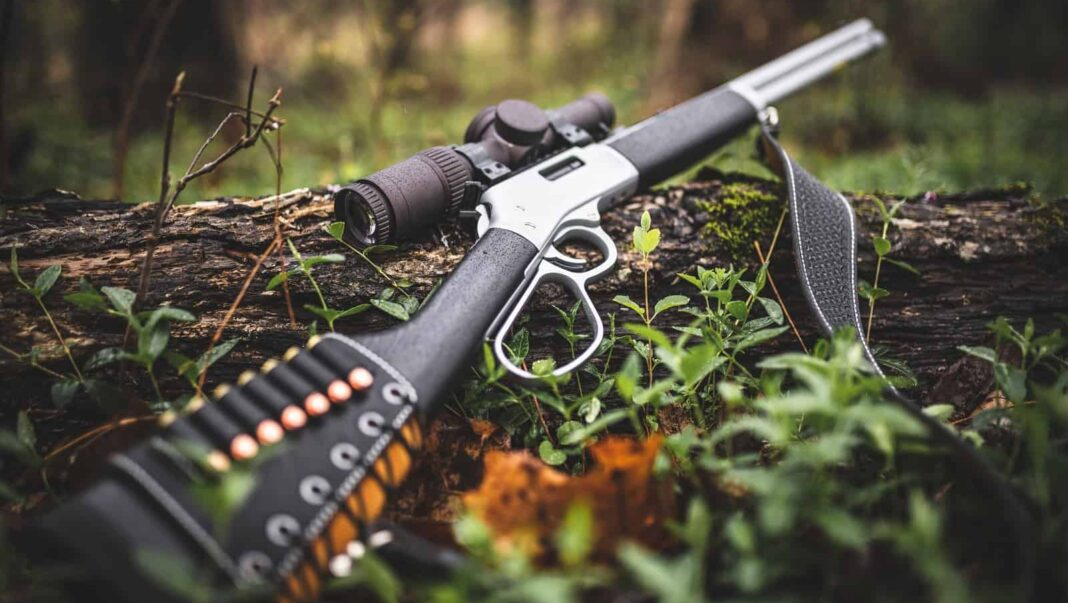 Henry Repeating Arms Big Boy All-Weather Rifle