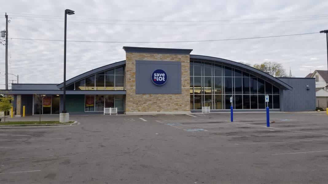 Save A Lot store near Fond du Lac Avenue