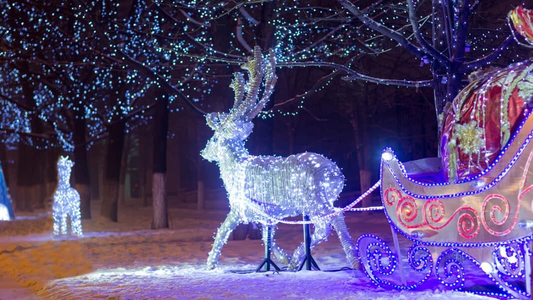 Boerner Botanical Gardens to host holiday light display