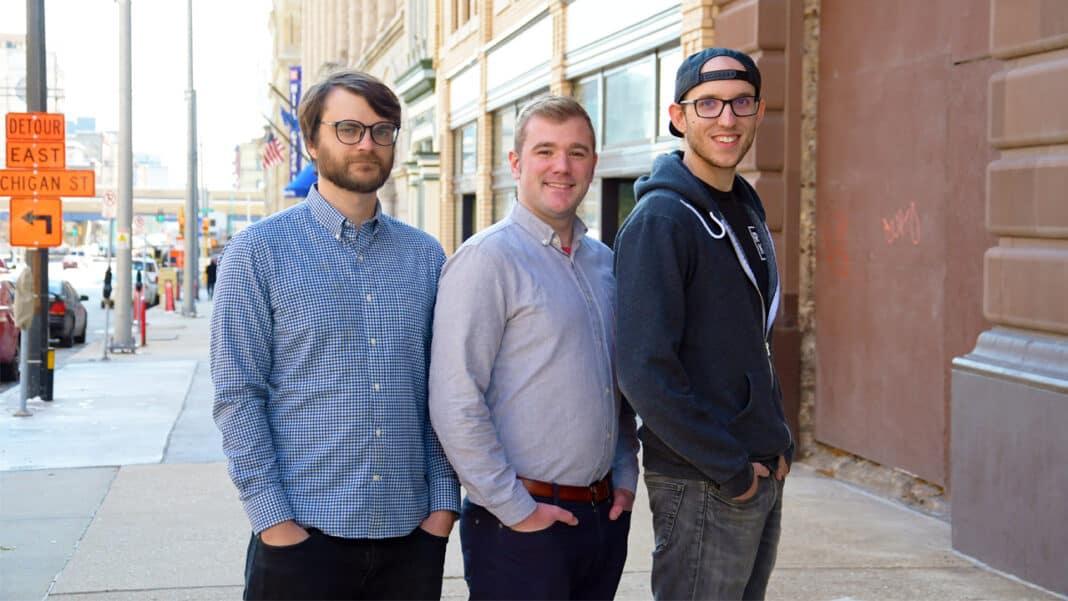 Jason Stiebs, Nick Gartmann and Josh Holtz.