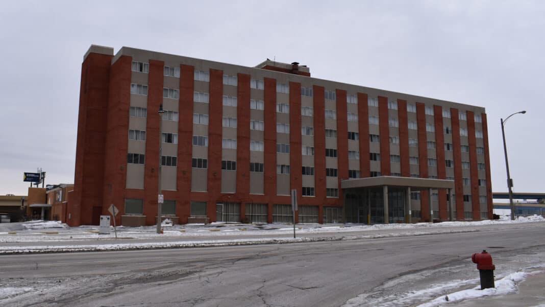Former downtown Milwaukee Ramada Hotel
