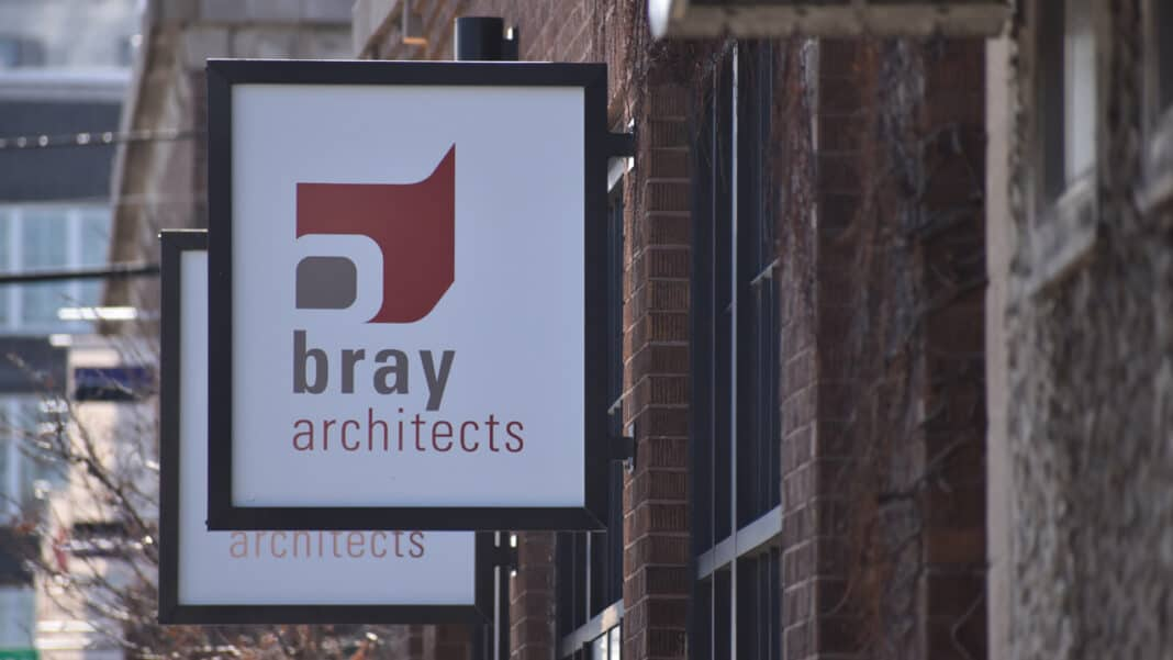 Bray Architects' Milwaukee office