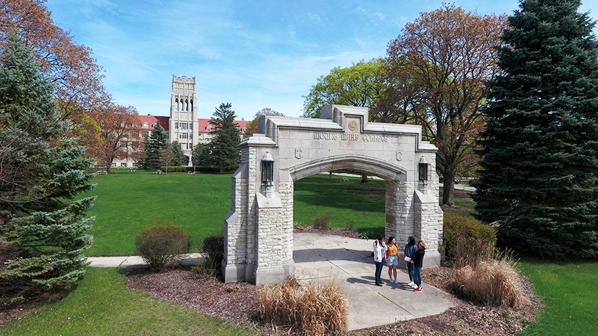 Housing development planned at Mount Mary for Sisters ... on university of mary campus map, mount mary campus mail, marquette university map, mount st. mary's university, mount mary college milwaukee,