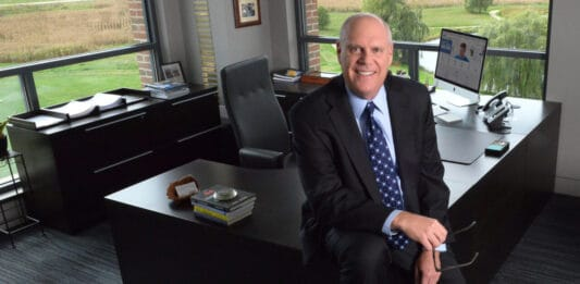 American Family Insurance CEO Jack Salzwedel